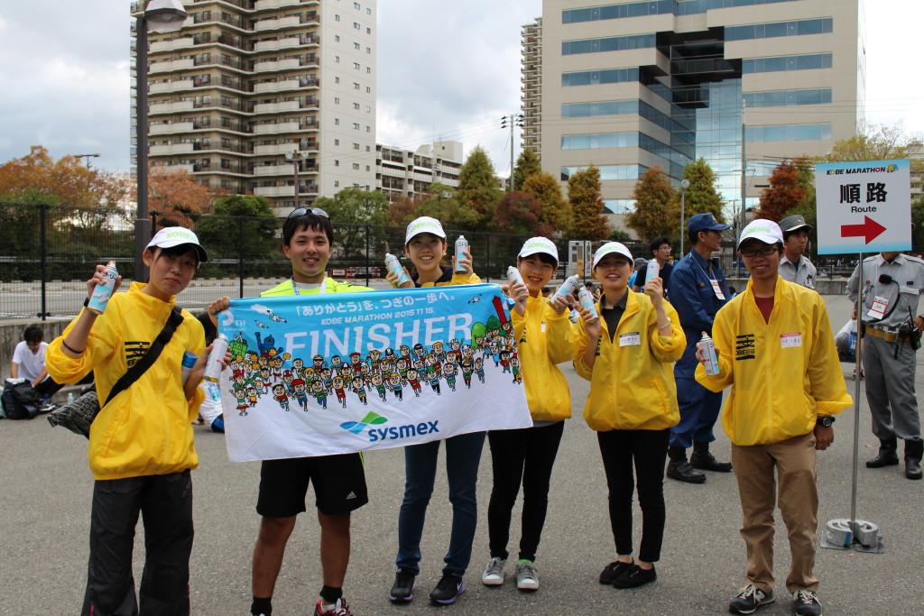 2015神戸マラソン